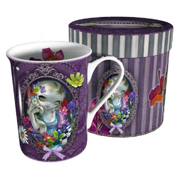 NEMESIS NOW Flora Mug | Jasmine Becket-Griffith